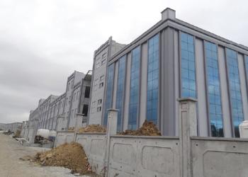 Delta Zımba-Kaplan Madeni Eşya Fabrika Projesi