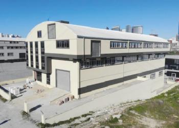 Yıldırım Ay Bombe Kazan Fabrika Projesi
