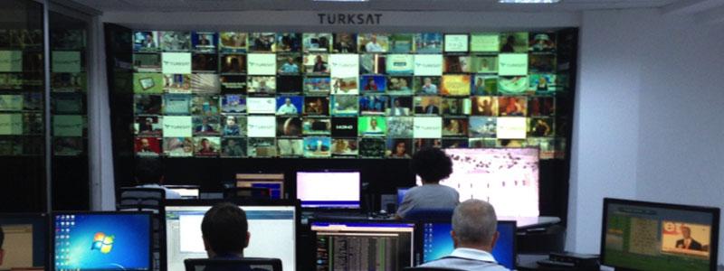 Uydu Yayın ve TV Sistemi